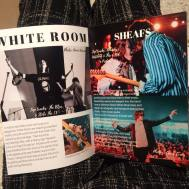 Issue Two: White Room & SHEAFS