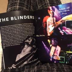 Issue Two: The Blinders