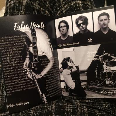 Issue Two: False Heads
