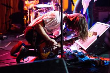 BREED at the launch party, 11/17 (by Eleanor Freeman)