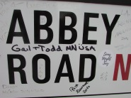Abbey Road takeover