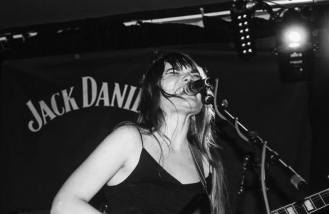 Calva Louise at the Issue Two Launch Party, 1/18 (by Mollie Yates)