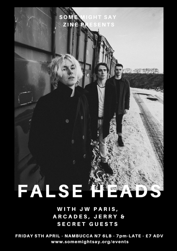 FALSE HEADS